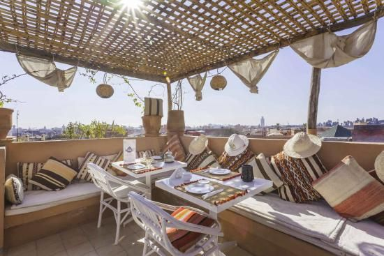 Photo Of Atay Cafe Food Marrakech Rooftop Restaurant
