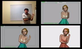 AnimationPeru: Michel Denis : Another Wife - Progress breakdow
