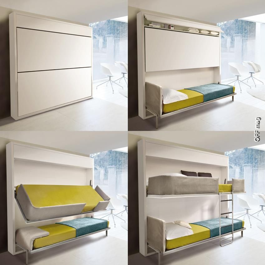 space saving bunk bed system http://www.facebook/photo.php