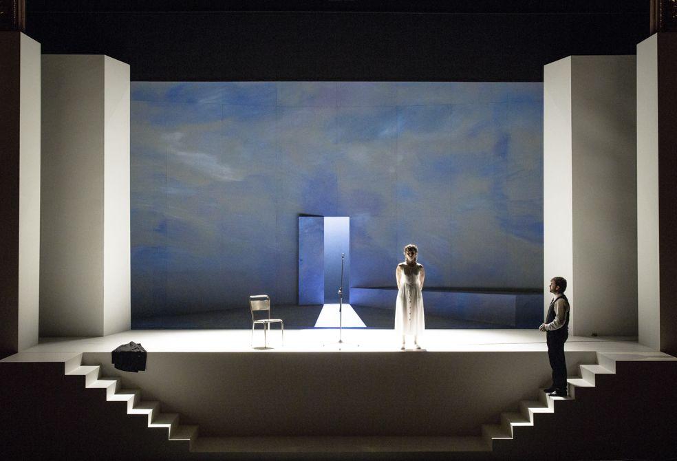 """Cristina Reis. """"Pìlades"""", de Pier Paolo Pasolini. Teatro Nacional São João, Porto."""