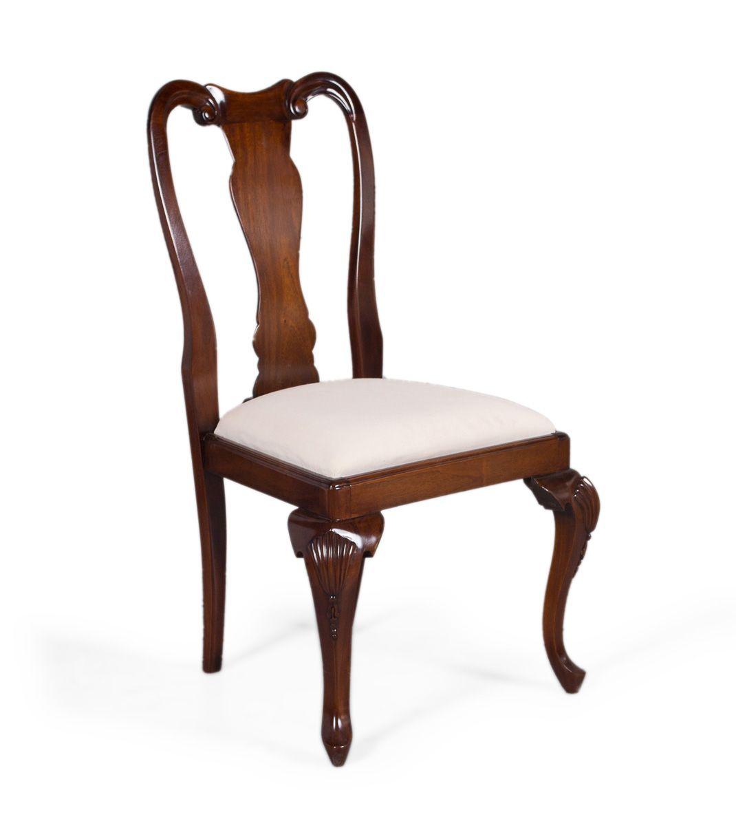Silla reina ana history pinterest sillas reinas y barroco - Sillas estilo ingles ...