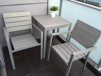 IKEA Falster Table U0026 Chairs | Dining Tables | Gumtree Australia .