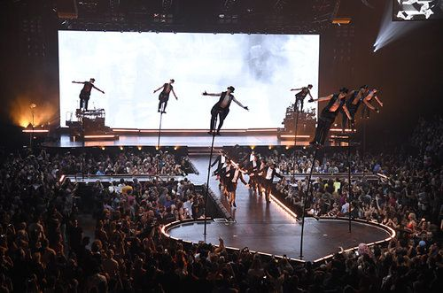 Madonna Rebel Heart Tour Photos: Opening Night Montreal 2015 | Billboard
