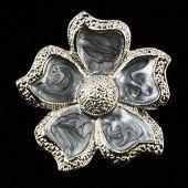 Flower Brooch-BH9590 $5.50