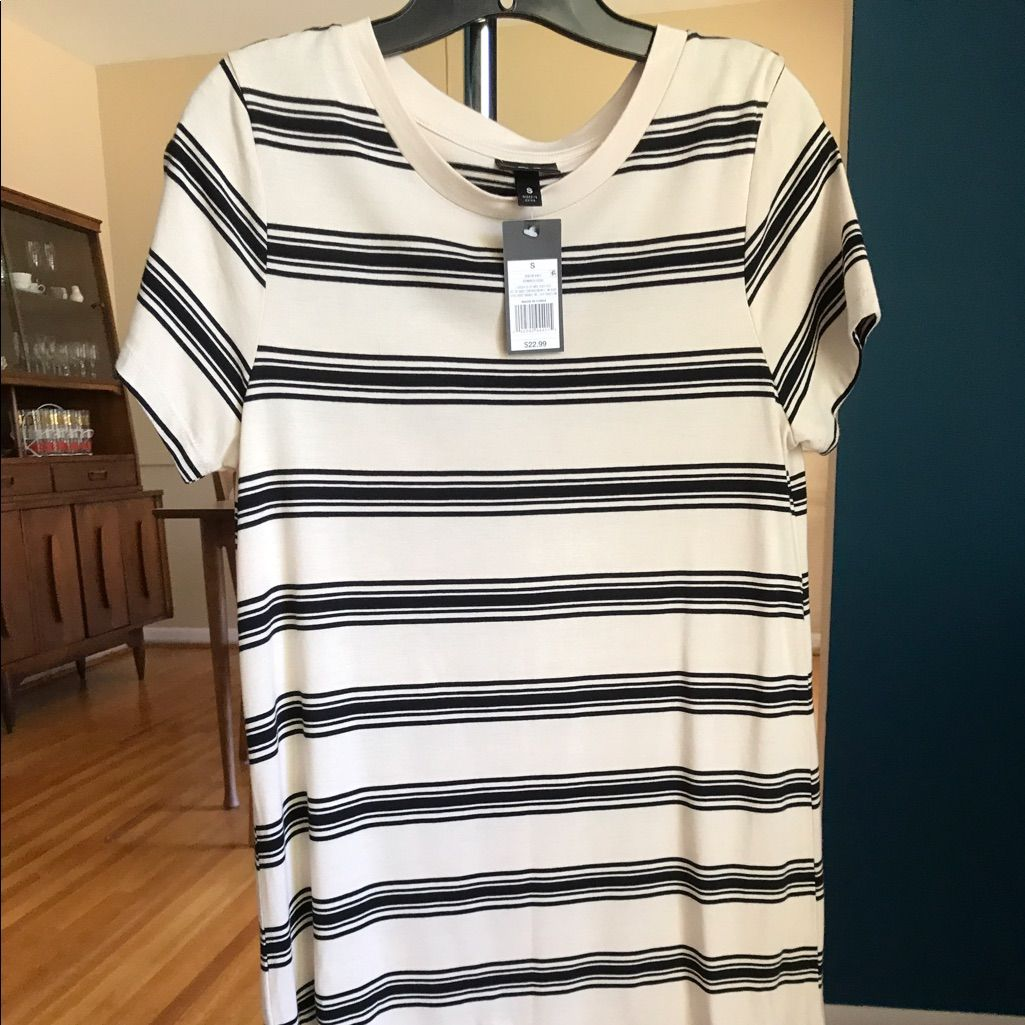 Striped Tshirt Dress Products