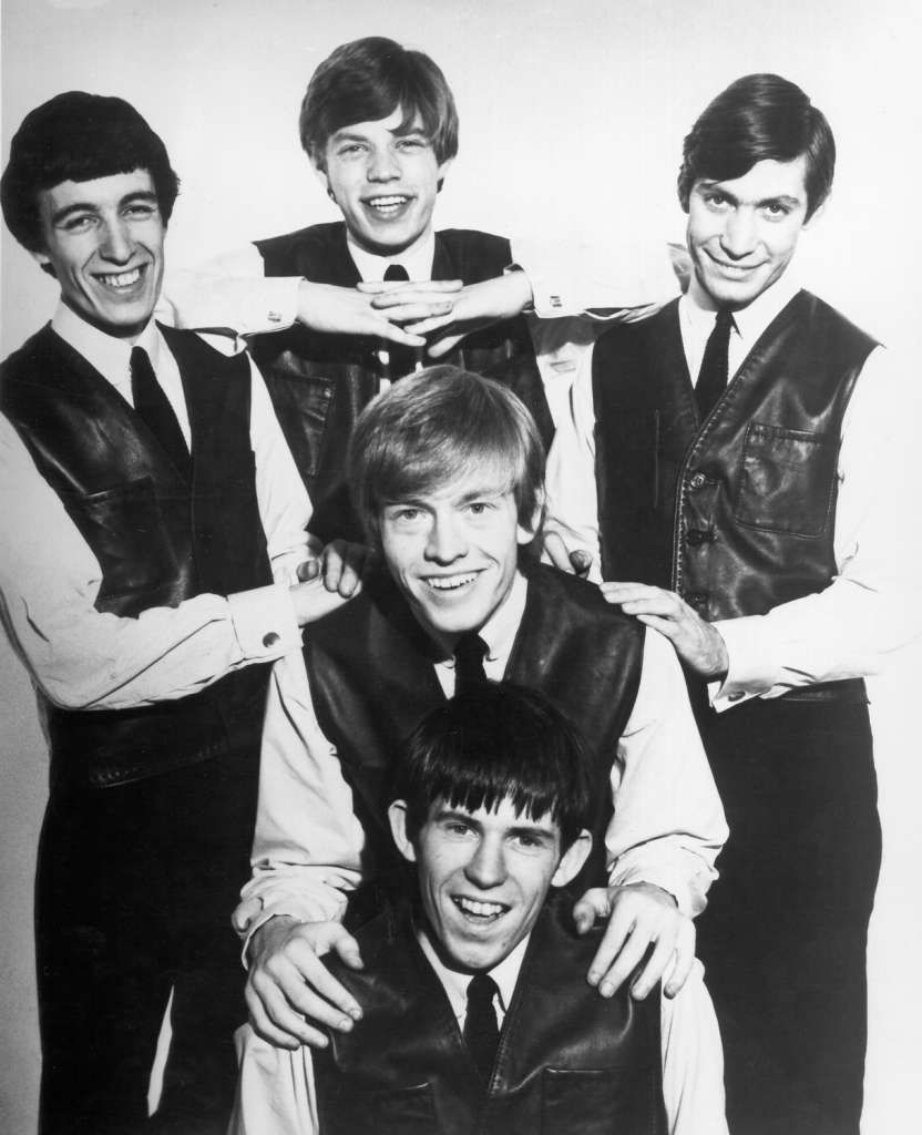 Pin Em The Rolling Stones