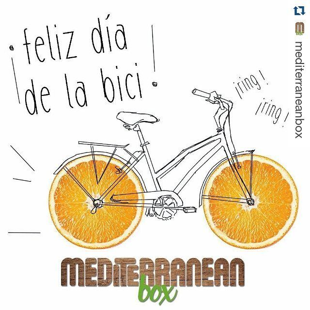 Yo mismo! Hoy en @muybicimurcia!  #Repost @mediterraneanbox  Quién ha disfrutado el día dando un paseo en bici?  http://ift.tt/1VeFTI3 #mediterraneanbox #mediterranean #fruitporn #kiwi #health #healthylife #healthzyeating #healthychoices #healthylifestyle #granada #malaga #sevilla #valencia #vegan #goodlife #goodlifefitness #naranja #mandarina #zumodenaranja #kiwi #platano #tomate #comidasana #diamundialdelabicicleta