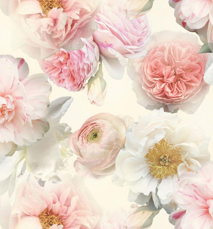 Rose Vinyl Glitter Pink Arthouse Diamond Bloom Floral Blush Wallpaper 257000