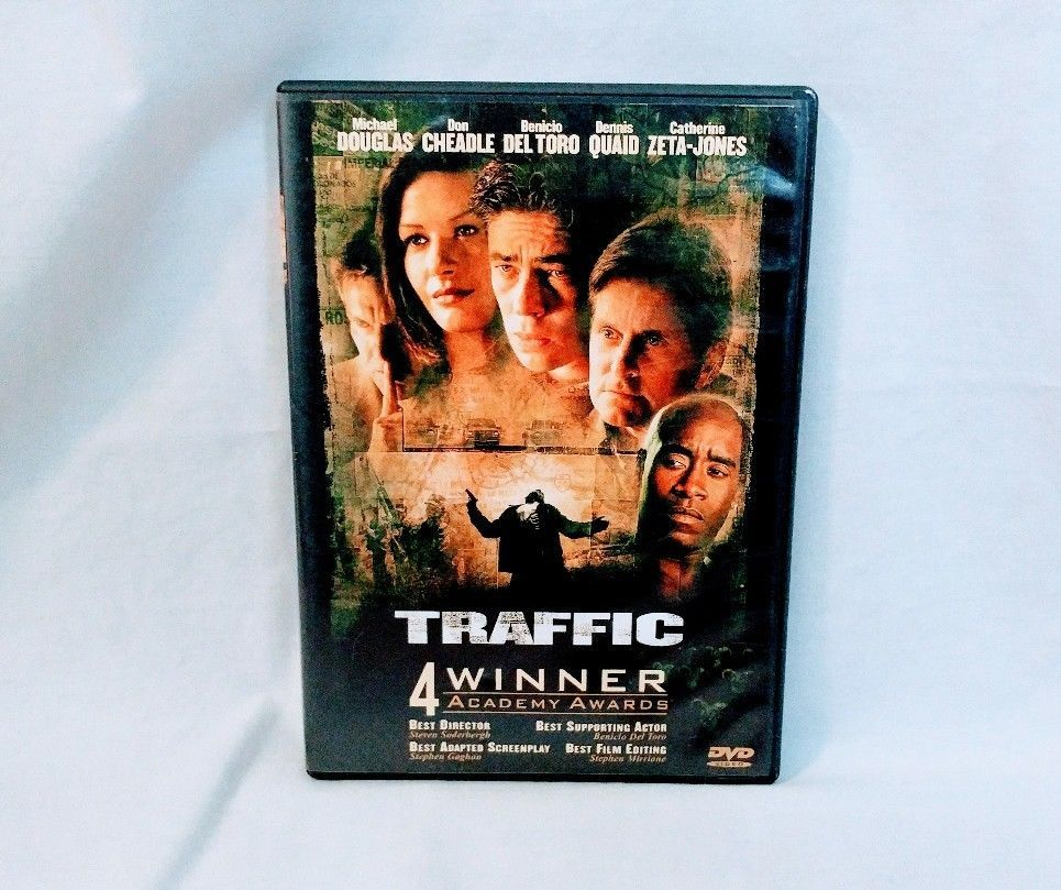 Traffic Dvd Dvd Best Director Dvds Movies