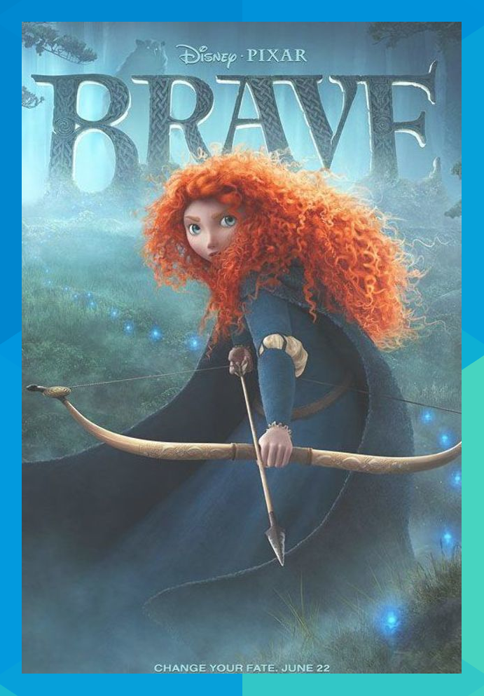 BRAVE, new Poster alena81494 (With images) Brave movie