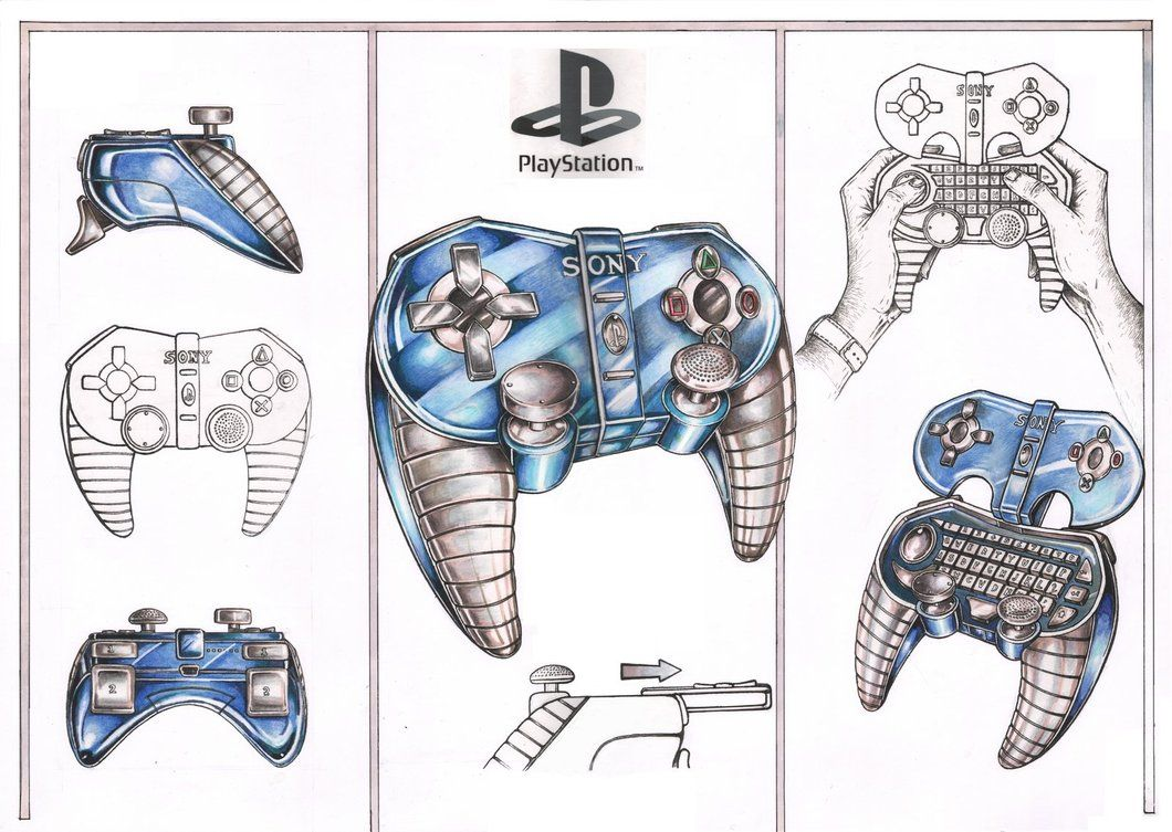 Industrious Re:life In A Different World From Zero Ps4 Pro Console Controllers Vinyl Sticker Faceplates, Decals & Stickers Video Games & Consoles