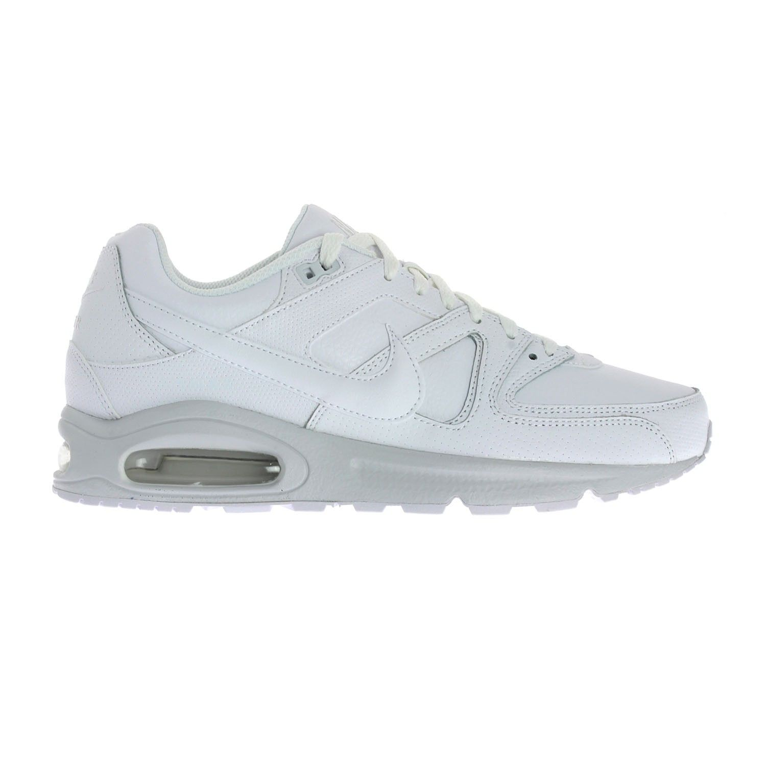 men's nike air max command leather sneakers