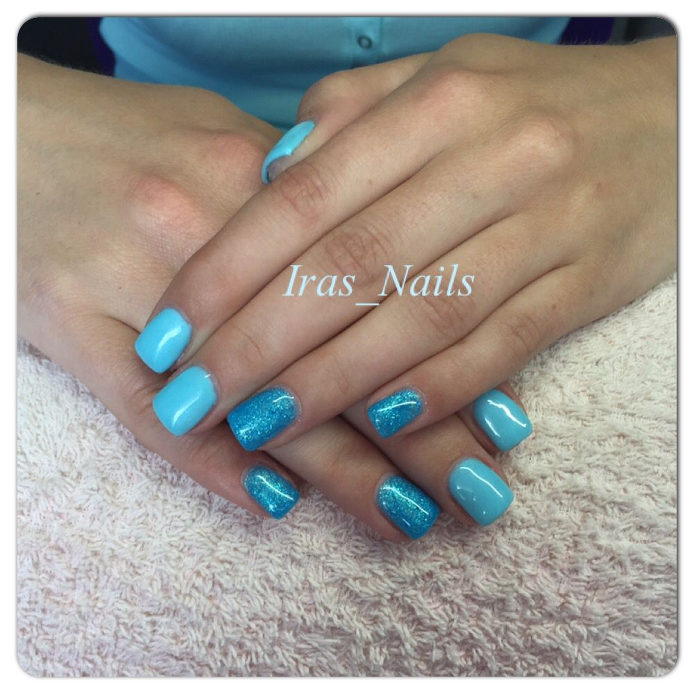 blaue n gel glitzer fashion nails pinterest blaue n gel n gel glitzer und glitzer. Black Bedroom Furniture Sets. Home Design Ideas