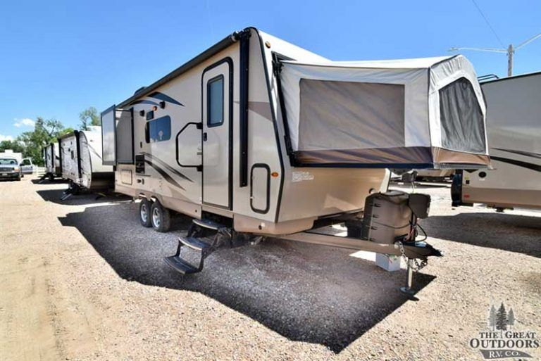 Hybrids RVs and Campers for sale! | The Great Outdoors RV ...