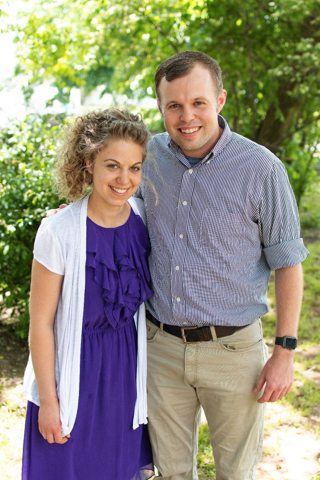 d5a5af3139 John David Duggar Is Courting Abbie Burnett: 'We Fell in Love Very Quickly'