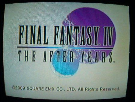 Review of Final Fantasy 4: The After Years