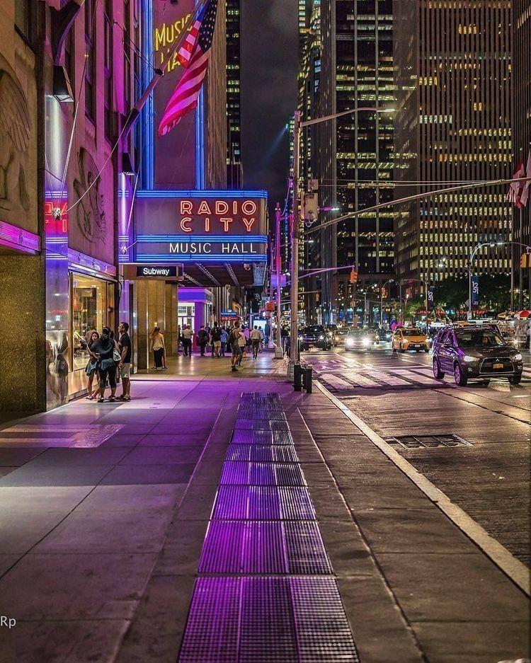 City by Hayley Fox on Patapolis Inspiration New york night