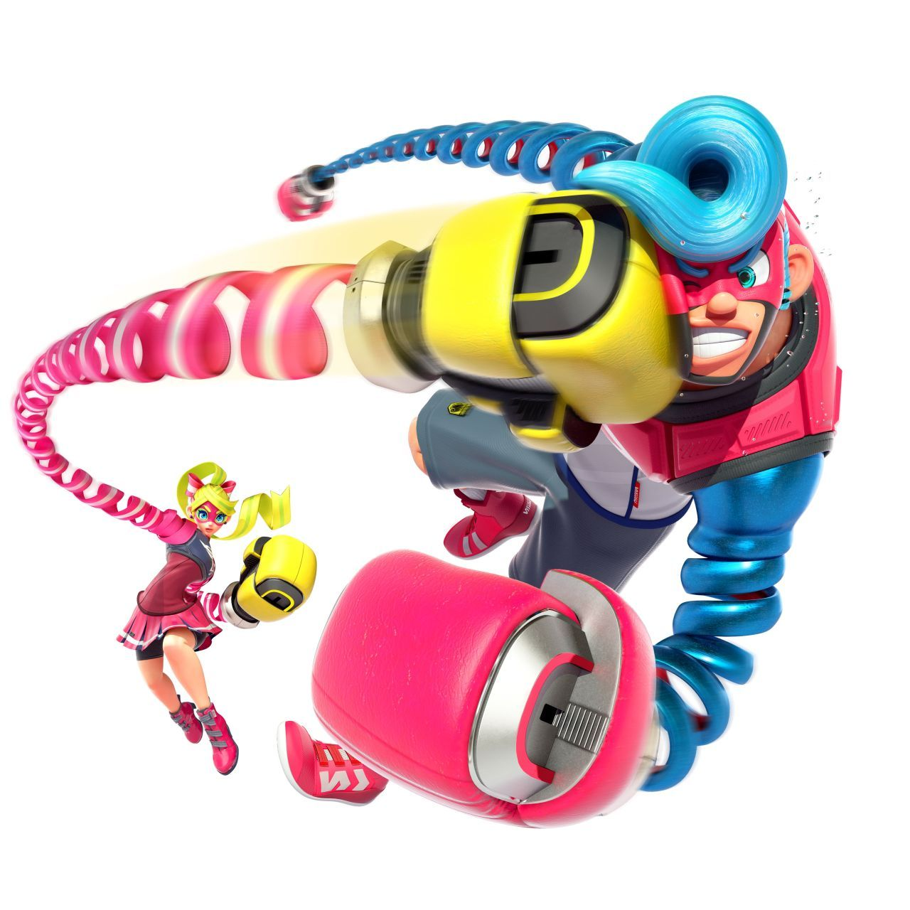 Ribbon Girl/Spring Man Arms (With images) Fighting