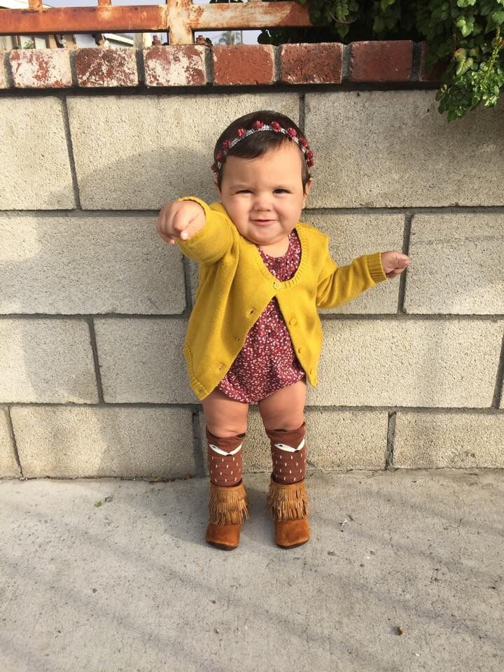 Bam Baby Girl Toddler Fall Fashion Toddler Girl