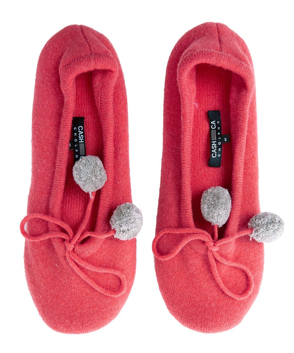 Slippers for cash gift
