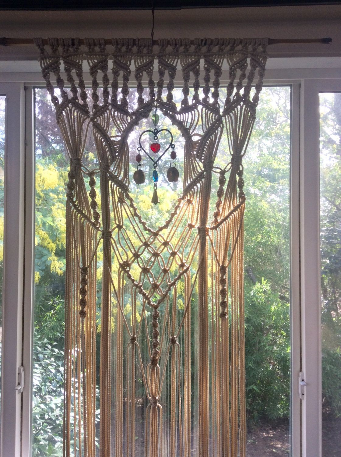 Large Macrame Wall Hanging Macrame Home Decor Wall Art