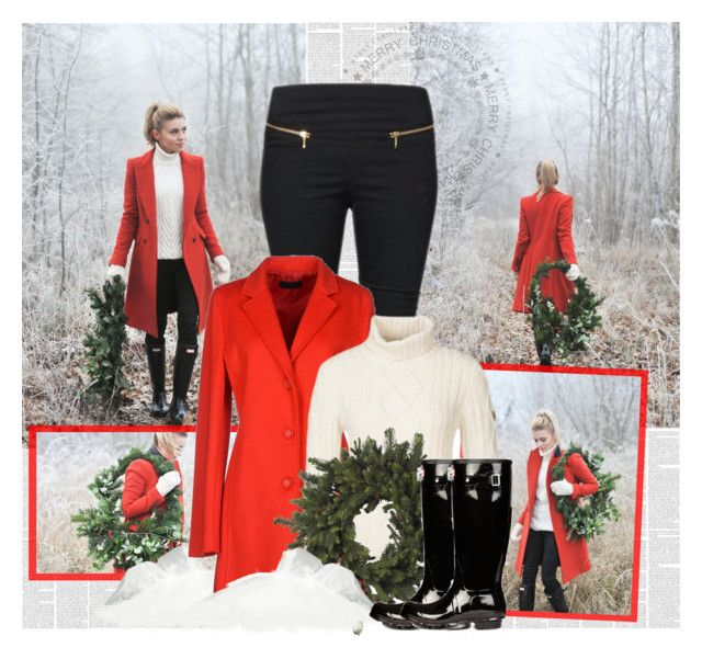 Christmas feelings! by bklana on Polyvore featuring polyvore Mode style Daggs Hunter Nearly Natural fashion clothing