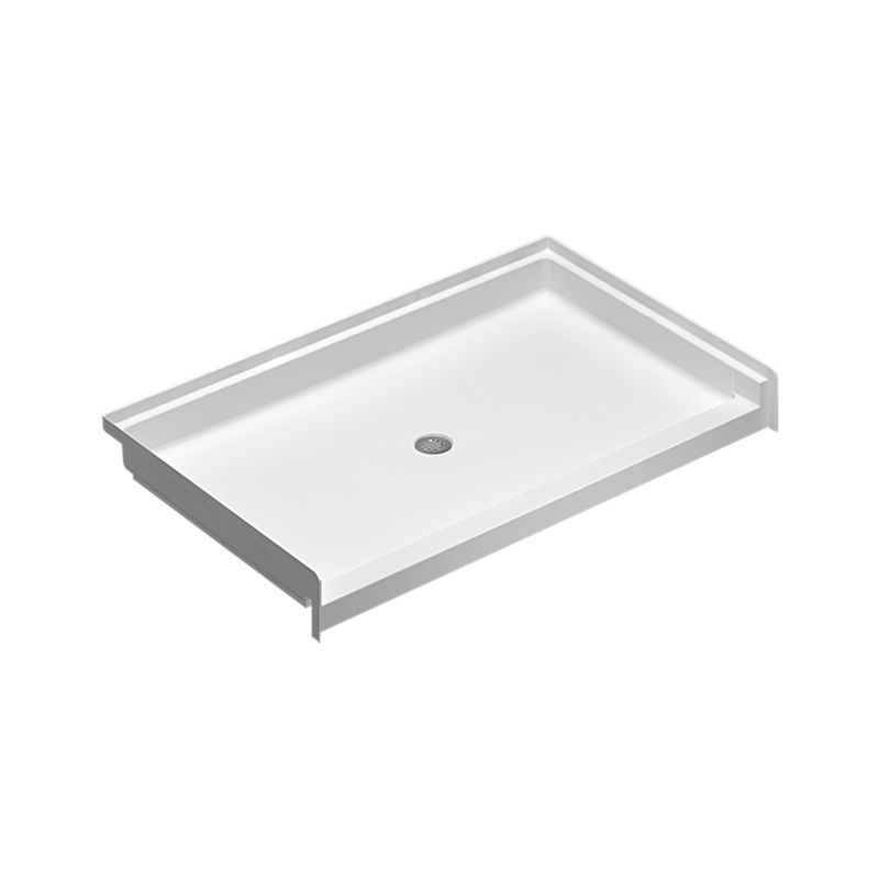 656034ec Traditional 60 X 34 Low Threshold Base Bath Products