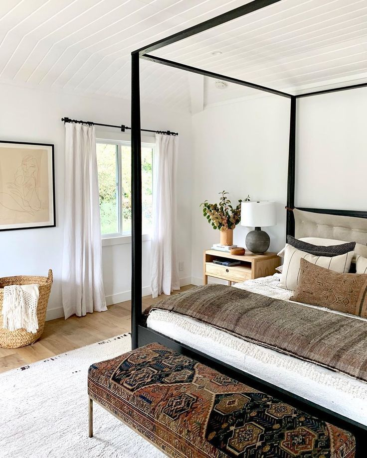 Photo of 15 Bohemian Bedrooms With Free Spirit Vibes