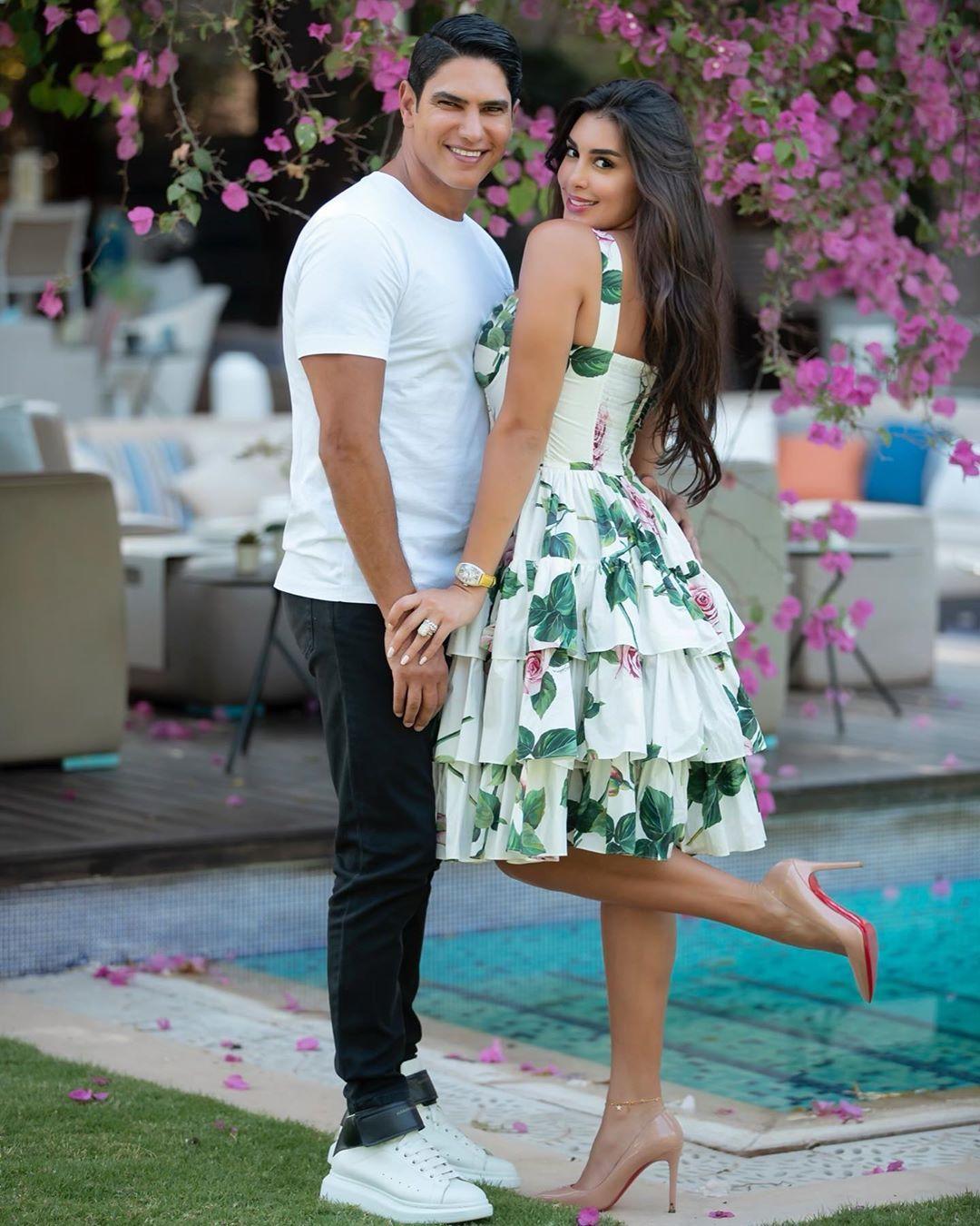 Yasmine Sabri On Instagram Floral Fashion Fashion Fashion Dresses