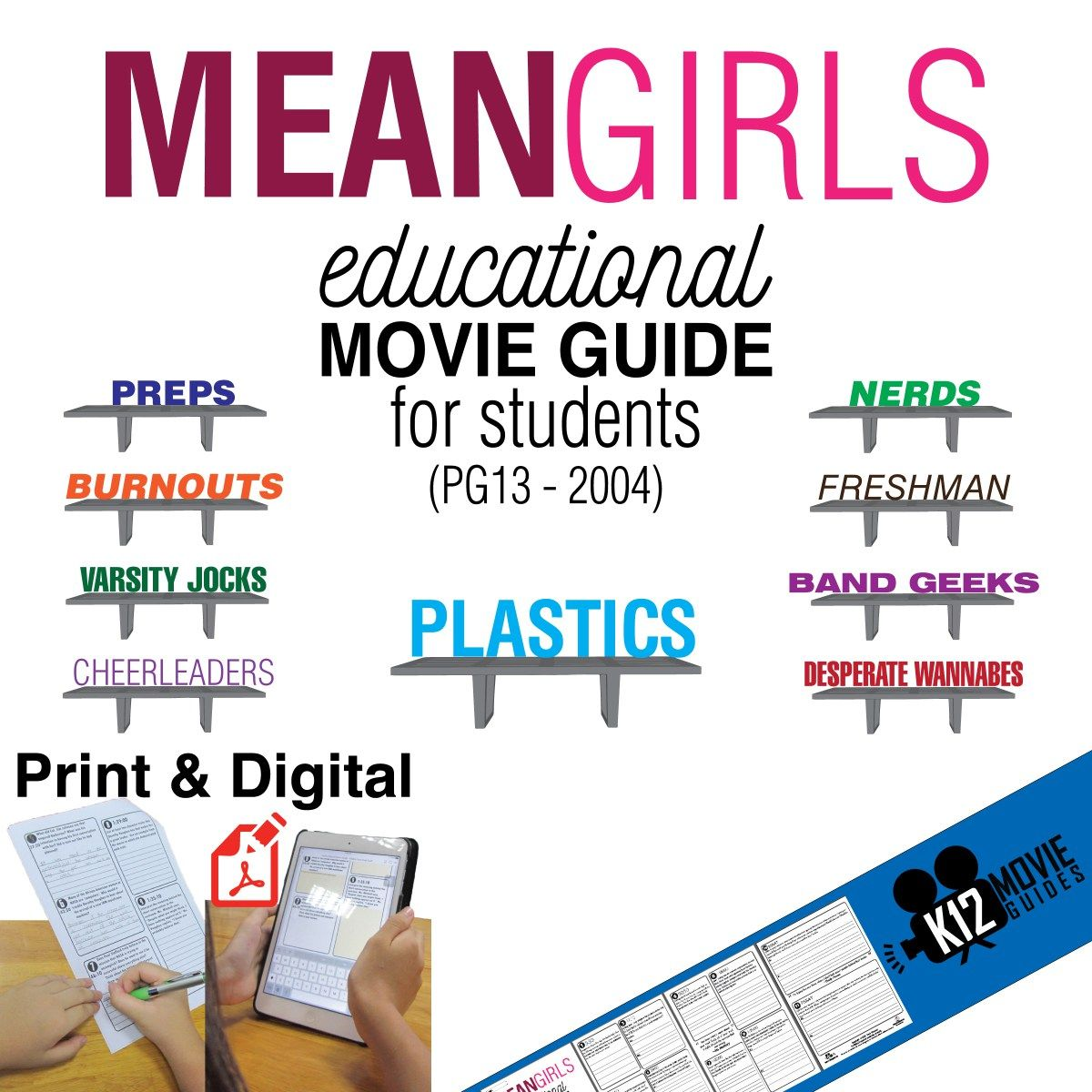Mean Girls Movie Guide in 2018 | Educational Movie Guides ...