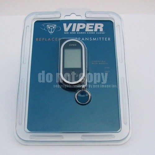 VIPER 7752V 2-Way SST Supercode Remote Control Replacement Transmitter
