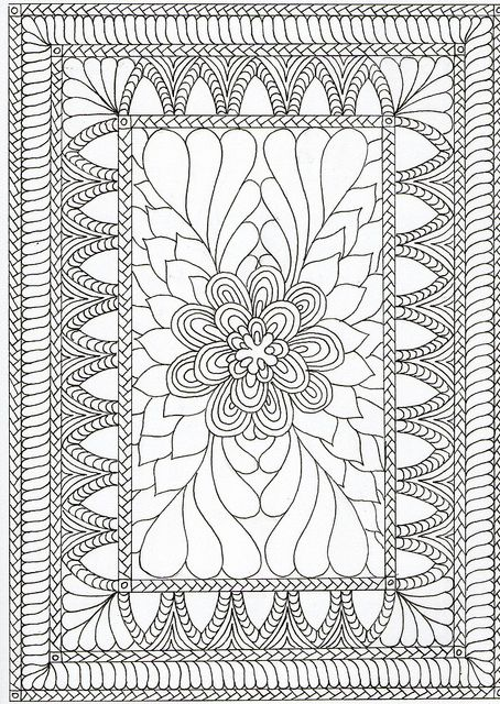 82 Quilt Coloring Pages For Adults