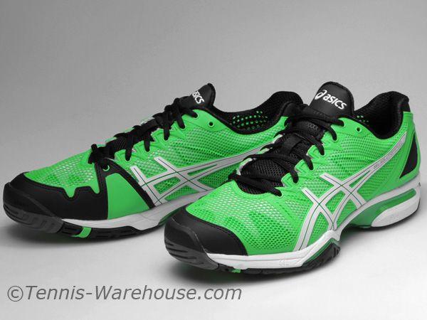 Chaussures Hommes Asics Chaussures Gel Solution 19029 Speed Asics Vert/ Noir | d0931fa - wisespend.website