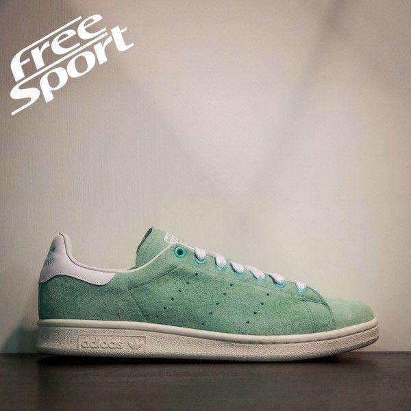 adidas stan smith verde acqua