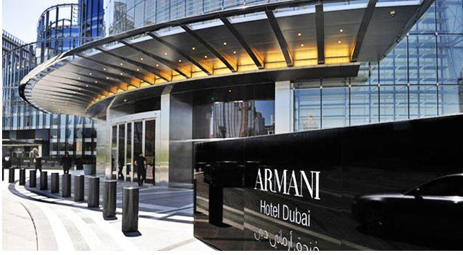 Armani Hotel Dubai Logo