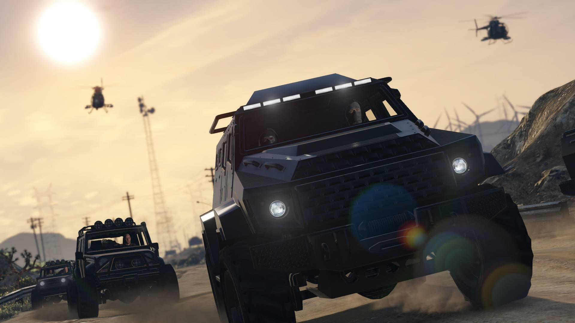 GTA Online Heists launches with (predicted) server problems