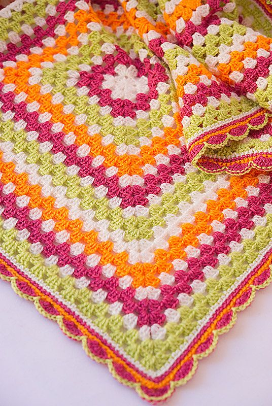 Ravelry: Sofia baby blanket by Anabelia Handmade | Crochet | Pinterest