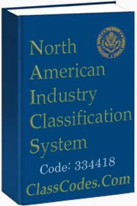 Naics 334418 Coding Environmental Engineering All Codes
