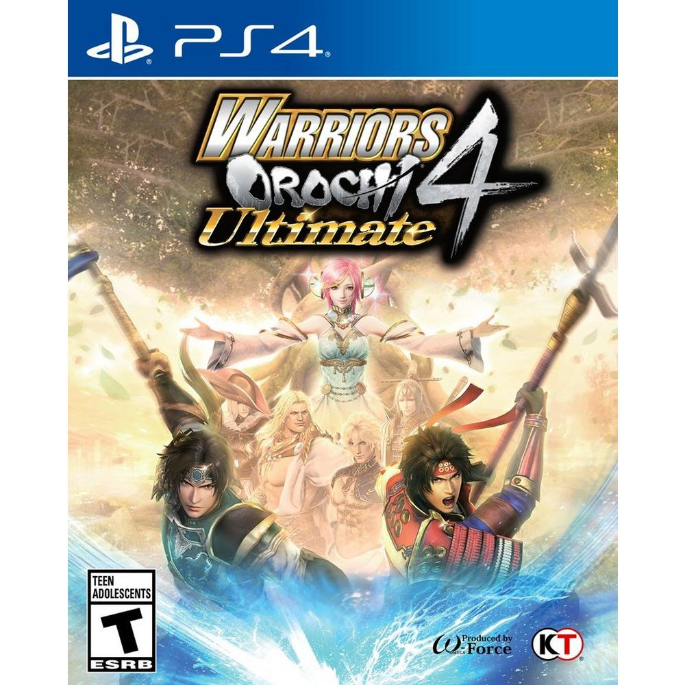 Warriors Orochi 4 Ultimate Warriors Orochi 4 Xbox One Dynasty Warriors
