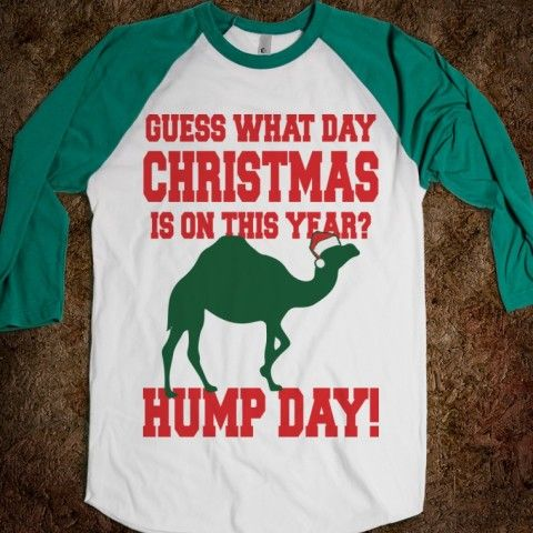 Guess What Day Christmas Is On This Year? - Fun Movie Shirts - Skreened T-shirts, Organic Shirts, Hoodies, Kids Tees, Baby One-Pieces and Tote Bags