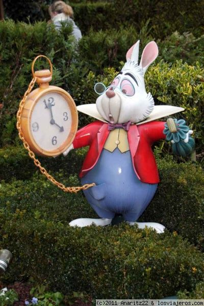 Alicia en el pais de las maravillas buscar con google tesoros literarios pinterest - Conejo de alicia en el pais de las maravillas ...