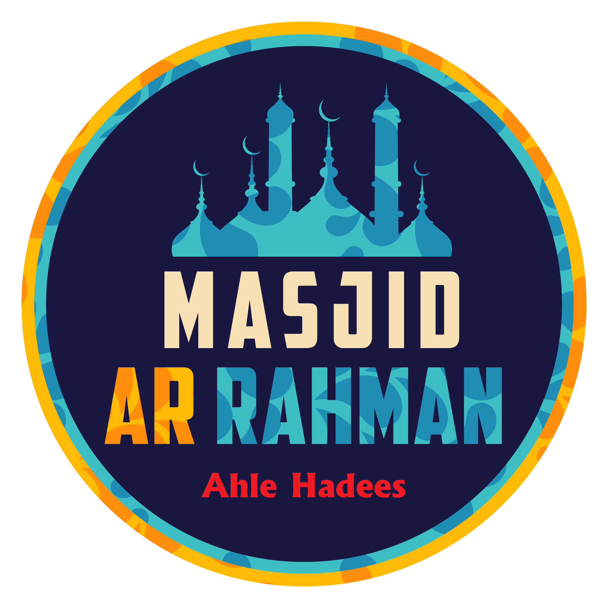 Islamic Mosque Logos Portfolio Web Design Online Design
