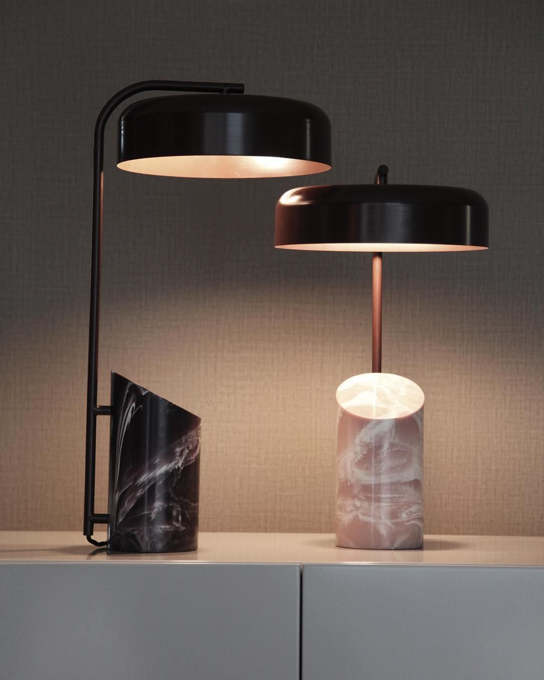 Studio19 Silos Table Lamp South African Design Industrial