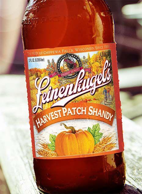 Leinenkugel's Harvest Patch Shandy   Brooks Brew Review