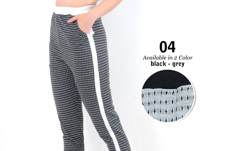 Diskon Celana Panjang Legging Wanitacewek Twist Kelly 04 Celana Celana Panjang Legging