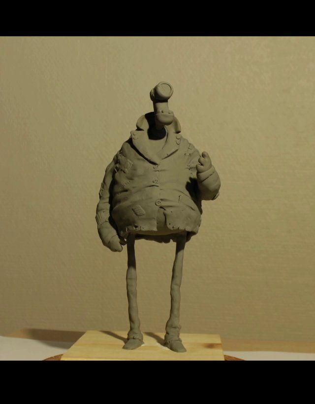 Concept Art Puppet Warp