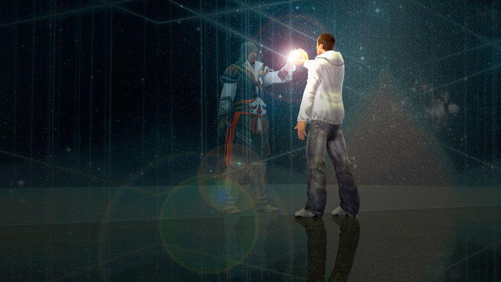 Ezio Auditore & Desmond Miles ~ Making A Connection ...