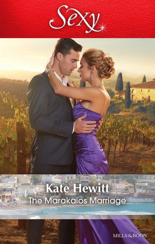 Mills & Boon : The Marakaios Marriage (the Marakaios Brides Book 1)  Kindle