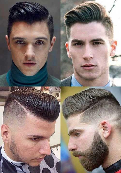 Frisuren manner 50er jahre