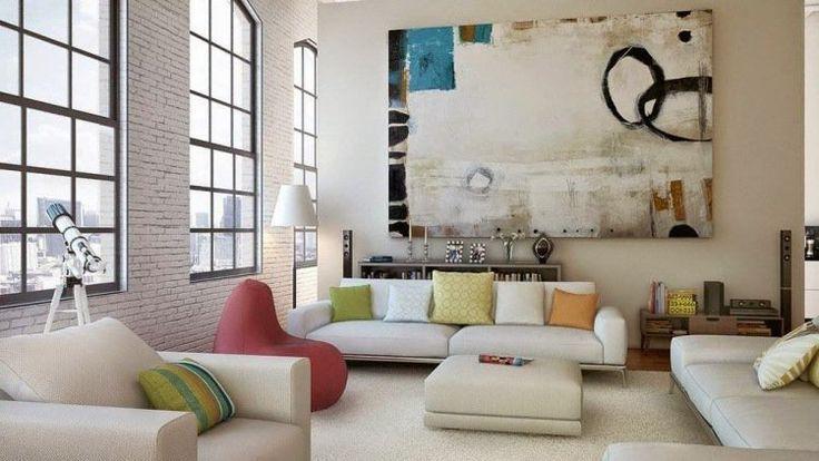 nice Déco Salon - Idées salon moderne – le design intemporel à 3D ...